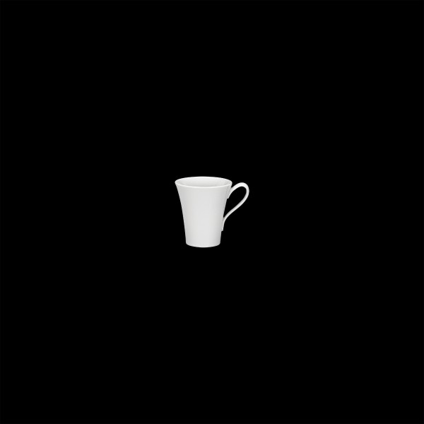 Espresso-Obere elegant hoch, Inhalt: 0,10 l, Fine Dining