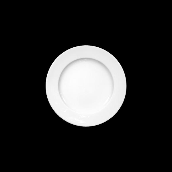 Teller flach mit Fahne, Ø = 28 cm, Meran