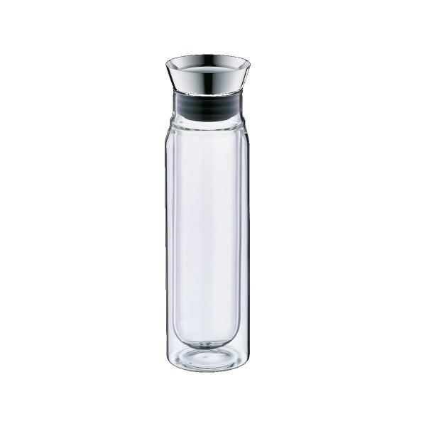 Glaskaraffe, flowMotion, Borosilikatglas, Inhalt: 750 ml