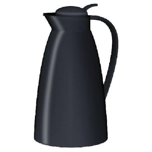 Isolierkanne, Eco, Inhalt: 1,0 l, schwarz