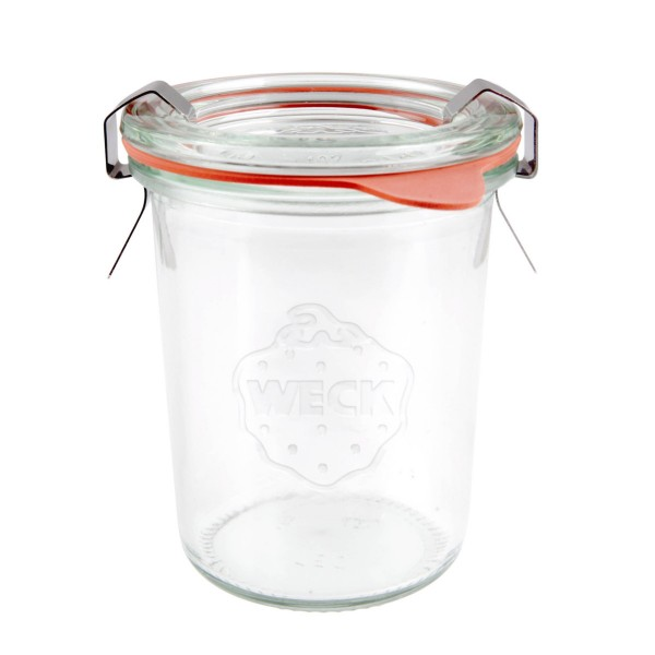 Mini-Sturz-Form, mit Glasdeckel, Inhalt: 160 ml
