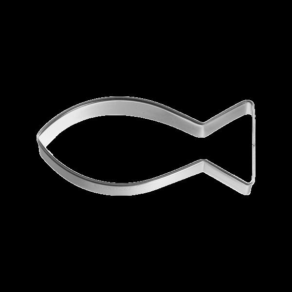 Ausstecher Christenfisch, Ø = 7,5cm