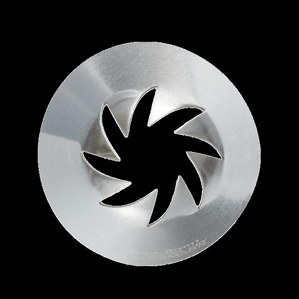 Rosentülle 42, Ø = 8 mm