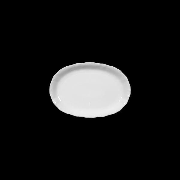 Platte oval, Länge: 31 cm, Marienbad