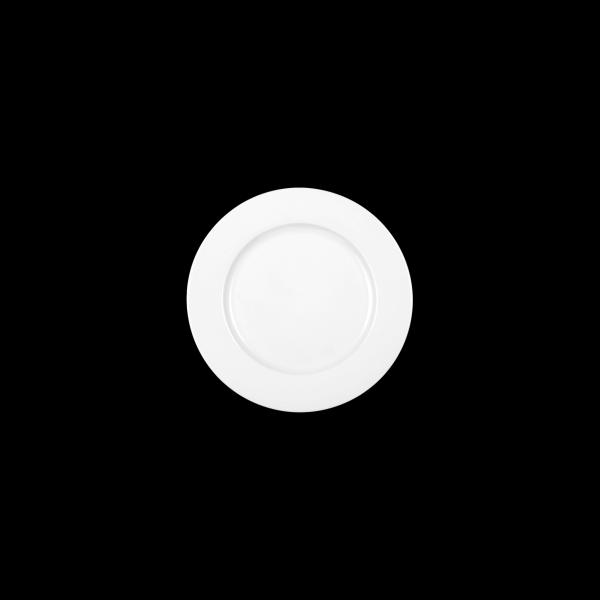 Teller flach mit Fahne, Ø = 23 cm, Meran