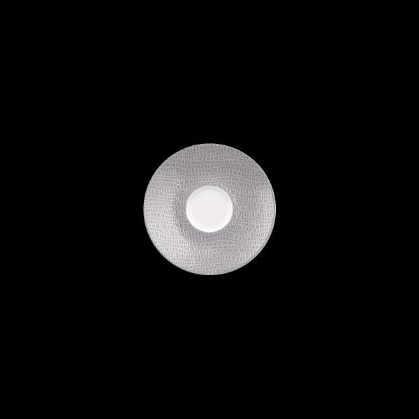 Kombi-Untere rund, Ø = 16,5 cm, Coup Fine Dining Fashion, grau