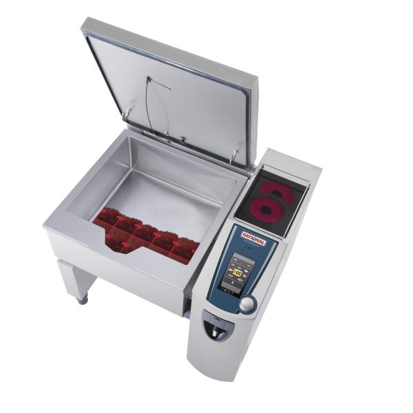 VarioCookingCenter® Typ 211+, mit Druck-Modus