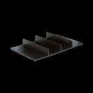Besteckeinsatz, 50,3x29,8 cm, Scenario