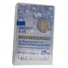 Regeneriersalz Inhalt: 25 kg
