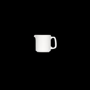 Milchgießer mit Henkel, Inhalt: 0,14 l, B1100