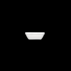 Salatiere quadratisch, Länge: 12 cm, B1100