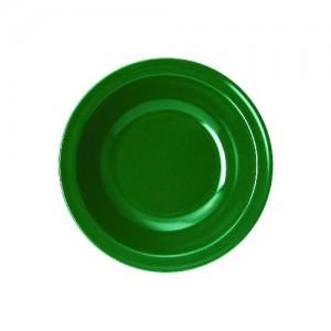 Teller tief, Ø = 21 cm, Melamin, grün