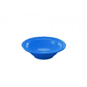 Kompottschale, Ø = 14 cm, Melamin, blau