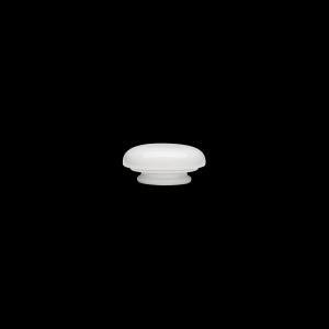 Deckel zu Kaffeekanne mit Inhalt: 0,3 l, Carat, weiß
