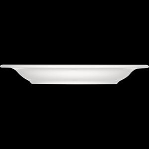Teller halbtief mit Fahne, Ø = 20 cm, Dimension