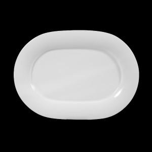 Platte oval, Länge: 24 cm, Savoy Buffet