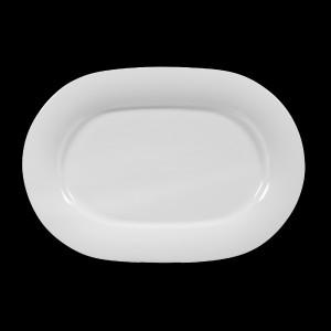 Platte oval, Länge: 28 cm, Savoy Buffet