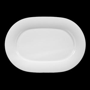 Platte oval, Länge: 32 cm, Savoy Buffet