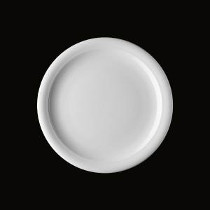 Teller flach, Ø = 19 cm, Trend