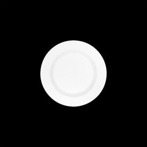 Teller flach mit Fahne, Ø = 22 cm, Connect