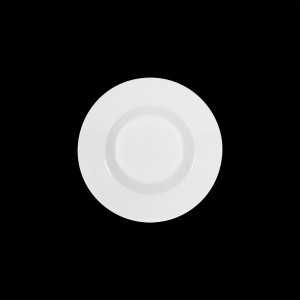 Teller tief mit Fahne, Ø = 24 cm, Connect