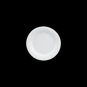 Teller flach mit Fahne, Ø = 20 cm, Avanti