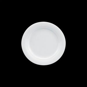 Teller flach mit Fahne, Ø = 25 cm, Avanti