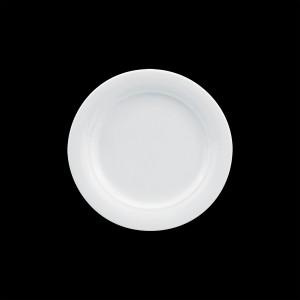 Teller flach mit Fahne, Ø = 28 cm, Avanti