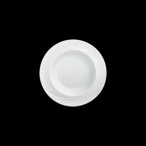 Spezialteller tief mit Fahne, Ø = 23 cm, Donna Senior