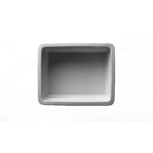 GN-Schale rechteckig, 1/2-20 mm