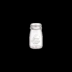 Einmachglas/Smoothieglas, Inhalt: 400 ml, Quattro Stagioni