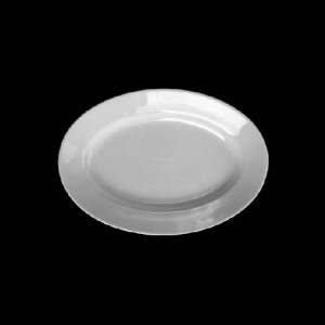 Platte oval, Länge: 27 cm, Italiano Trend