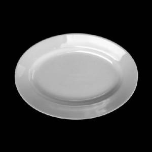 Platte oval, Länge: 34 cm, Italiano Trend