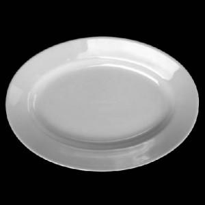Platte oval, Länge: 41 cm, Italiano Trend