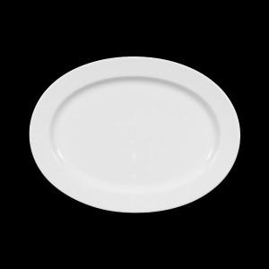 Platte oval, Länge: 28 cm, Meran