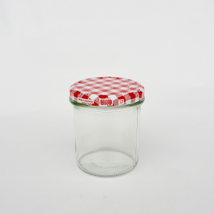 Sturzglas mit Deckel, Inhalt: 350 ml