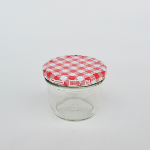 Sturzglas mit Deckel, Inhalt: 230 ml