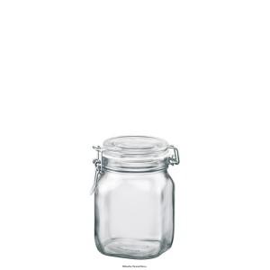 Einmachglas Fido 1000, Inhalt: 1,11 l