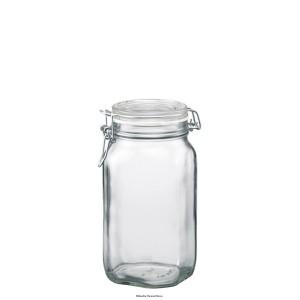 Einmachglas Fido 1500, Inhalt: 1,62 l