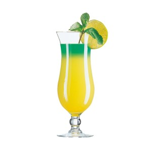 Cocktailglas, Hurricane, Inhalt: 440 ml