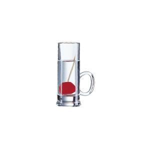 Likörglas mit Henkel, Islande, Inhalt: 65 ml, /-/ 2 + 4 cl