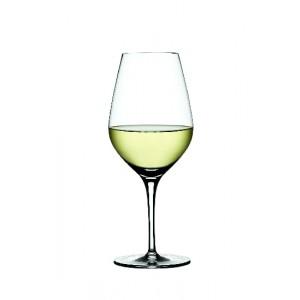 Weißweinglas, Authentis, Inhalt: 420 ml, /-/ 0,1 l  und 0,2 l