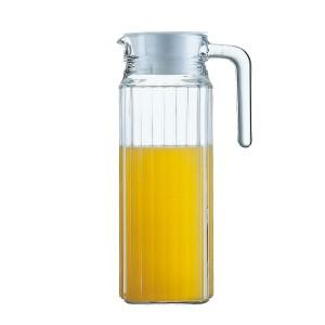 Kühlschrank-Krug mit Deckel, Quadro, Inhalt: 1100 ml