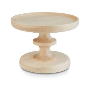 Platte rund, Ø = 15 cm, Wood, Ahorn