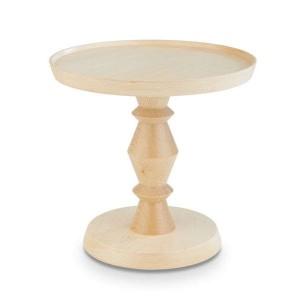 Platte rund, Ø = 21 cm, Wood, Ahorn