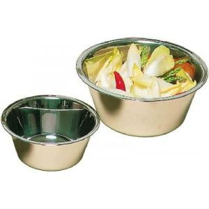 Küchenschüssel konisch, Inhalt: 5,5 l