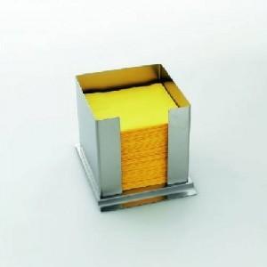 Serviettenbox, 13 x 13 cm
