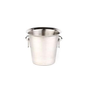 Sekt-/Weinkühler mit Ringgriffen