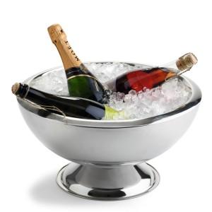 Champagnerkühler, doppelwandig