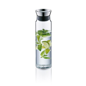 Glaskaraffe, flowMotion, Borosilikatglas, Inhalt: 1000 ml